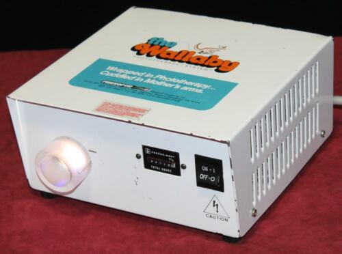 The Wallaby Phototherapy System Fiberoptic Infant Photo Therapy Fiber Ships Free