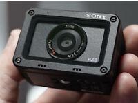 SONY Cybershot DSC-RX0 ***BRAND NEW*** Compact Waterproof Shockproof Camera. Better than GoPro