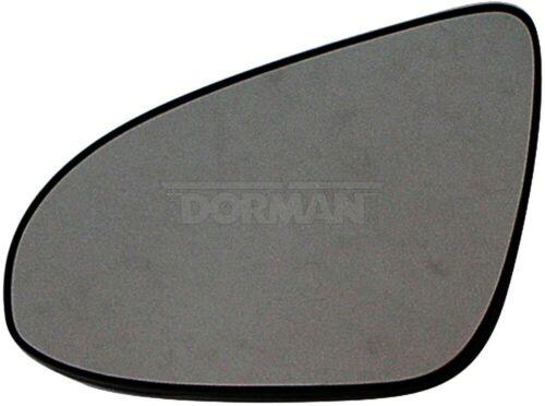 Door Mirror Glass Left Dorman 56955 fits 96-01 Toyota Camry
