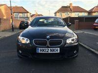 2012 BMW 3 Series Coupe 2.0 320d M SPORT PLUS EDITION 184 BHP DIESEL