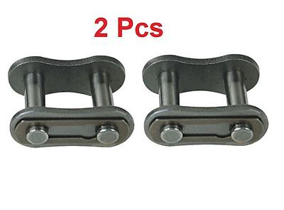 Chain 2 Atv Motorcycle (2 Pcs 520 Chain Master Connecting Link - (Non O-Ring) Motorcycle ATV Dirt Bike )