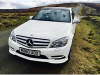 For Sale White Mercedes-Benz C250 CDI Sport Package AMG