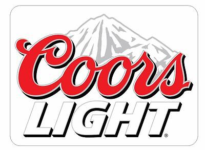 Home Decoration - Coors Light Sticker R250 Beer