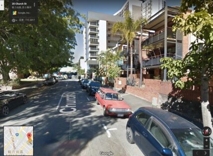 Secure Undercover Carpark Space for Rent in Fortitude Valley