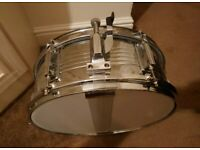 "Stagg ""Tim"" Metal Shell Snare Drum"
