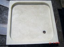 natural stone shower trays