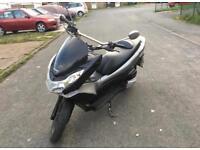 Honda pcx 125cc moped scooter vespa piaggio yamaha gilera peugeot