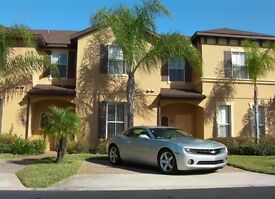 Florida Sunshine Rentals . Luxury 4 bed home from home on resort of Regal palms.