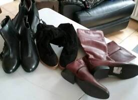 Assorted Ladies Boots