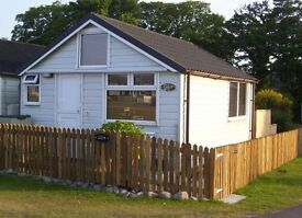 Dunster Beach Holiday chalet for sale
