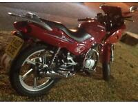 Kymco pulsma luxe 125cc