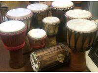 Djembe/African djembe drum