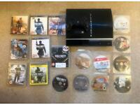Sony PlayStation 3 Bundle with games