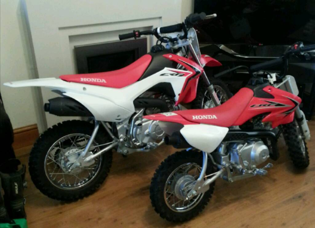 Honda Crf 110 Daughter Has Not Used It This Year And Has