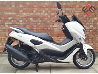 Yamaha NMAX 125cc (66 REG), Immaculate condition, One Owner, ONLY 3100 Miles.