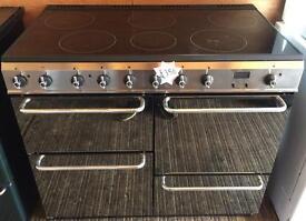 Refurbsihed indesit kp100cx electric range cooker-SOLD! SOLD!