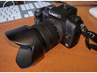Panasonic LUMIX DMC-G10K 12.1MP Digital Camera - Black (Kit ASPH 14-42mm)