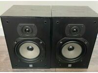 2 x Vintage Wharfedale Ritz Diamond Hifi Speakers