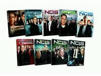 Ncis season 1-9 DVD's