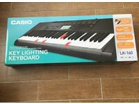 CASIO Key lighting keyboard