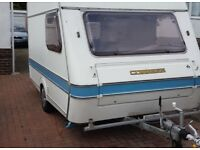Lovely Compass Shadow 2-Berth Caravan