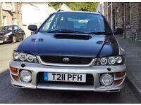 Classic Subaru Impreza Sport