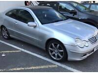 Mercedes c class 2001 for sale