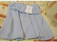 Dancing Daisy Wrapover Dance Skirt. Various Colours & Sizes