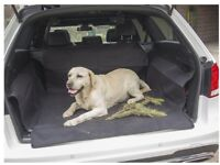 Waterproof Washable Car boot Liner & Protector for Dogs - Pets - Garden Rubble - Rubbish - Brand New