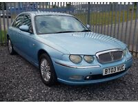 2003 rover 75 *LOW MILES*