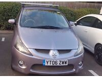Mitsubishi Grandis 2.4 petrol ,full leather,7 seater 2006.