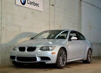 2011 BMW M3 COUPE | SILVERSTONE | MANUAL | SUNROOF