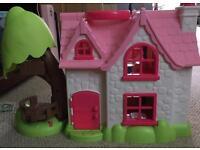 Happyland cherry cottage