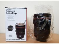 Caniam Camera Lens Coffee Cup