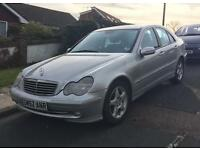 ***Mercedes-Benz C Class 1.8 C200 Kompressor Avantgarde SE 4dr