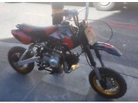 Pit Bike 110 Fully Serviced Ready To Ride