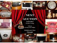 Viewback Auctions Omagh 14.03.17 Over 265 items.