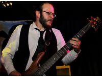 Learn Guitar and Bass from a professional gigging musician! £25 p/h. Based in Bristol.