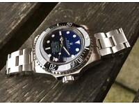 Rolex DeepSea automatic watch