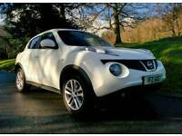 NISSAN JUKE, FSH, VERY LOW MILAGE, TWO LADY OWNERS