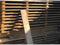 Feather Edge Fence Panels - Various Sizes