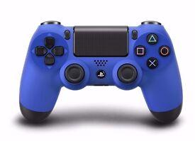 Official PS4 Blue Controller (SEE DESCRIPTION!!!)