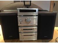 Technics SE HD51 Stereo System