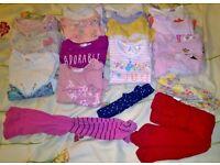 3-6 months girl bundle 63 items