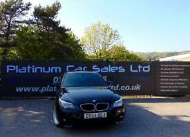 BMW 5 SERIES 535D M-SPORT (black) 2004