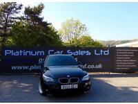 BMW 5 SERIES 535D M-SPORT (black) 2004