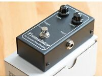 NEW Demeter Tremulator Guitar Tremolo Effects Pedal. As used by Ry Cooder
