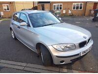 BMW 1 SERIES 1.6 116i ES 5dr GENUINE LOW MILEAGE + FULL SERViCE HISTORY BMW dealer.