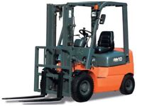 FORKLIFT TRUCK WANTED