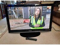Panasonic 42 inch Plasma TV with Freeview